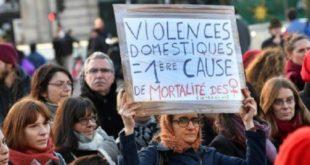Des manifestations contre les violences conjugales partout en France
