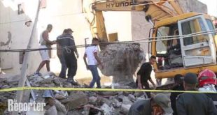 Casablanca : Effondrement de deux maisons à Derb Lamaâizi