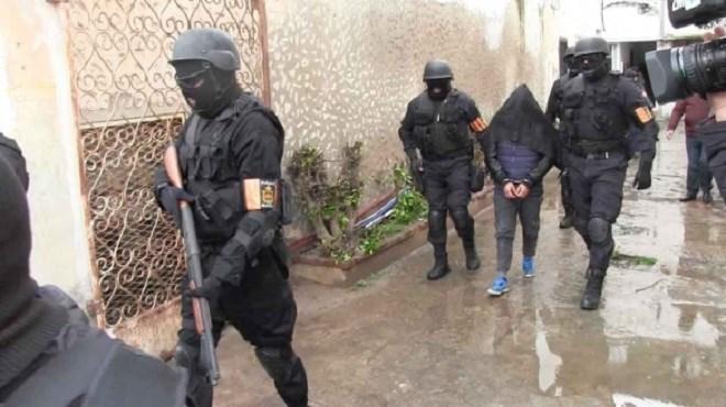 Terrorisme : deux présumés partisans de « Daech » arrêtés à Inzegane et Aït Melloul