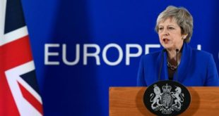 Brexit : l'accord conclu avec l'UE est le seul possible, affirme Theresa May