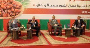Forum de l'investissement dans la filière phœnicicole : Les producteurs réclament plus d'aide