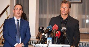 Hervé Renard : Il n'y a que le titre de la CAN-2019 qui peut entériner tous les bons résultats