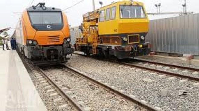 ONCF : le doublement de la voie Casablanca-Marrakech achevé