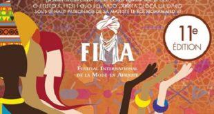 Mode africaine Dakhla : accueille la 11ème édition du FIMA