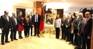 Consuls généraux du Maroc en Espagne : Réunion de coordination