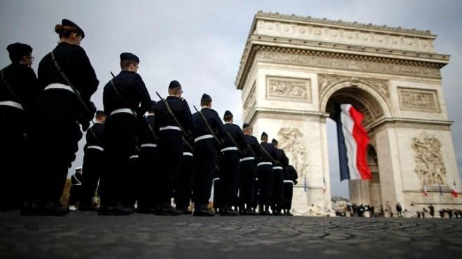 Commémoration du centenaire de l'armistice de 1918 : Les plus belles photos