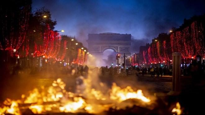 «Gilets jaunes» : Appel à une nouvelle mobilisation le samedi 1er décembre