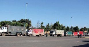 Grève des transporteurs : La trêve n'est pas appliquée par tous !
