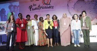 «Les Panafricaines» se dotent de structures organisationnelles