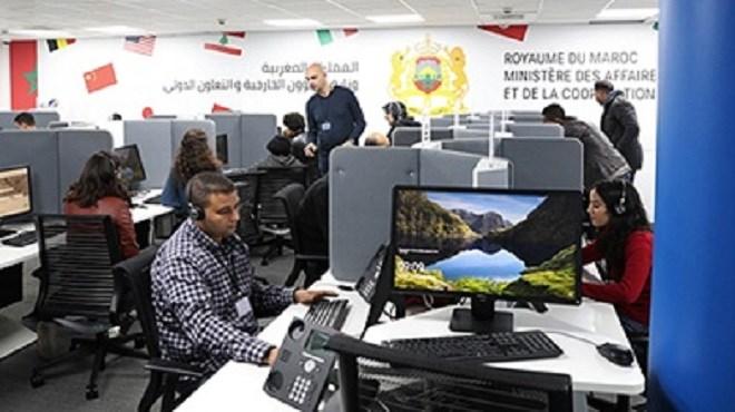 MRE : Lancement d'un centre d'appel dédié aux Marocains du monde