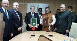 Maroc-Inde : Signature de 2 conventions en matière de coopération judiciaire et de transformation numérique