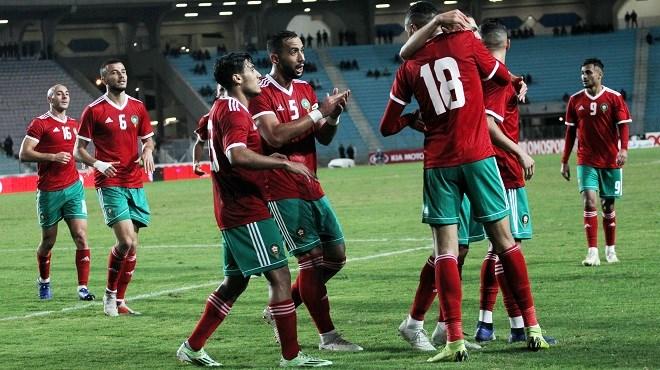 Football : Le Maroc bat la Tunisie (1-0) en match amical