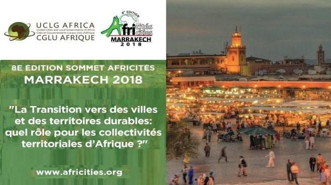 Africités : Marrakech reçoit 3.000 élus africains