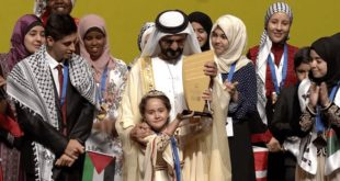 Défi de la lecture arabe : La gagnante est une petite marocaine venue du Paradis
