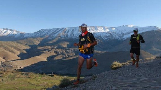 4ème Morocco Trail Race : Brillante prestation des coureurs marocains
