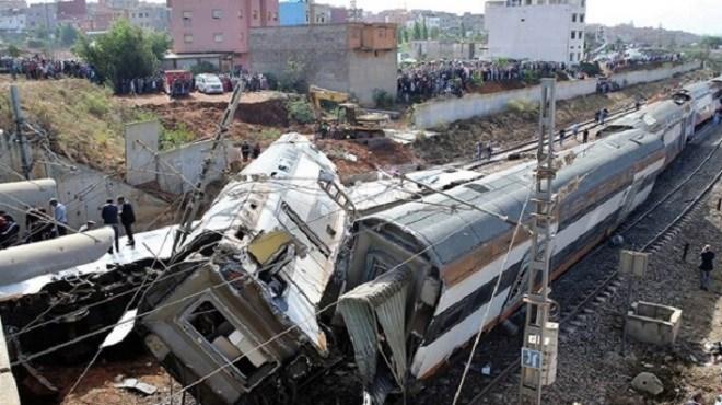 Déraillement du train à Bouknadel : La défense demande la comparution de 3 responsables