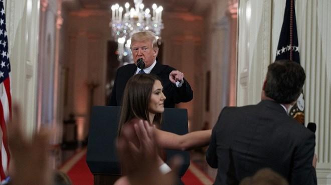 Le président américain Donald Trump provoque encore une fois la polémique