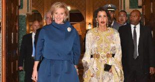 Relations belgo-marocaines : La Princesse Astrid conclut une visite fructueuse au Maroc