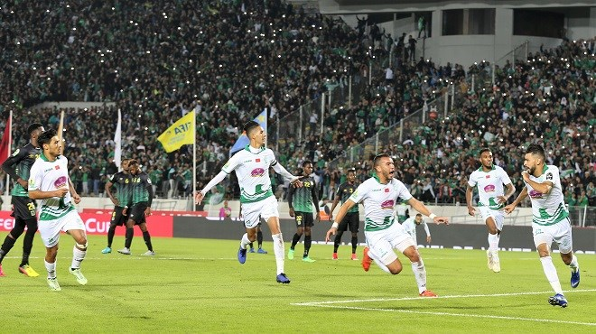 Coupe de la Confédération africaine de Football : Le Raja domine l'AS VITA club de la RD Congo (3-0)