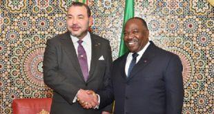 Le président gabonais Ali Bongo va finir sa convalescence au Maroc