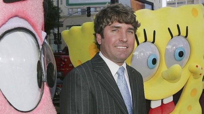 Bob l'éponge perd son créateur Stephen Hillenburg