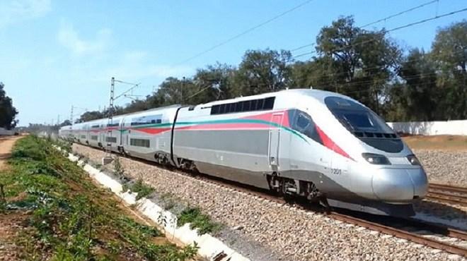 ONCF : Le train Al Boraq heurte mortellement un homme qui s'est jeté sur les rails près de Tanger