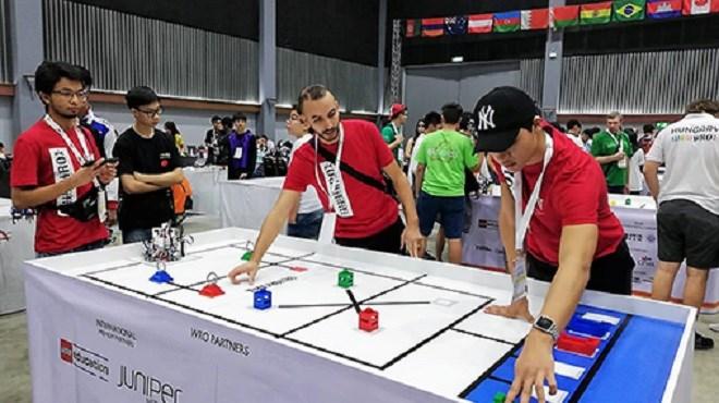 Thaïlande : World Robot Olympiad, de jeunes marocains se mesurer aux meilleurs équipes de la Robotique au Monde