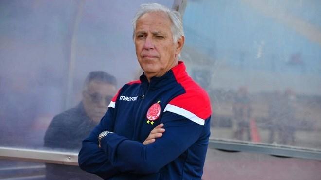 Officiel : Le WAC se sépare de son entraîneur René Girard