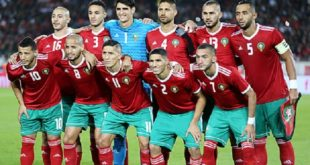 Football : Le Maroc gagne sept places au classement mondial FIFA