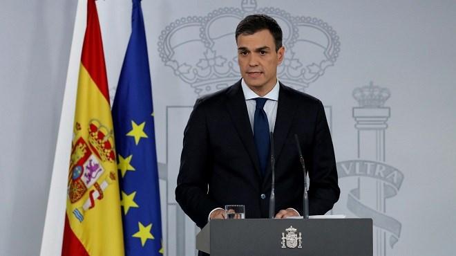 Rabat : Arrivée du président du gouvernement espagnol pour une visite de travail