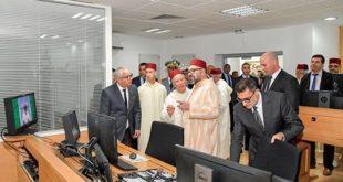 SNRT : SM le Roi lance «Addourous Alhadithia»