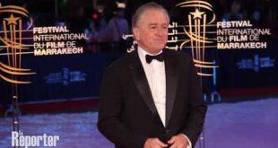 Robert De Niro.. l'invité vedette du Festival du film de Marrakech