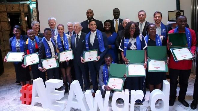 AE Award 2018 : Une stratégie BMCE pour les jeunes entrepreneurs africains