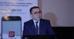 Abdelmounim Dinia, Directeur Général Adjoint, Crédit Agricole du Maroc