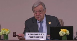António Guterres : Le pacte mondial sur les migrations procède d'une démarche qui doit permettre d'aider les migrants, ainsi que les communautés d'origine et d'accueil