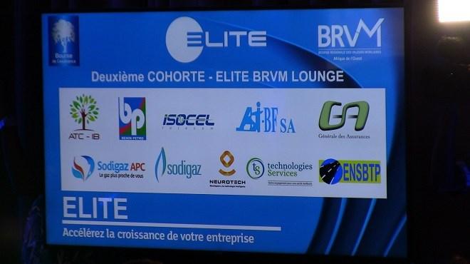 Bourse : Lancement de la 2ème cohorte Elite à Abidjan