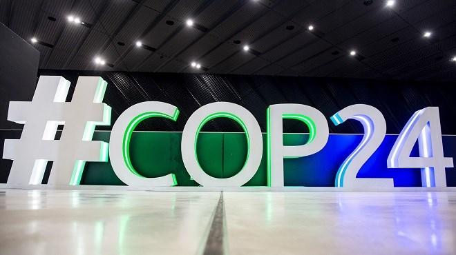 COP24 : Un appel lancé pour la protection du climat