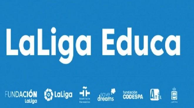 Fondation La Liga : Lancement à Tétouan d'un projet éducatif et sportif