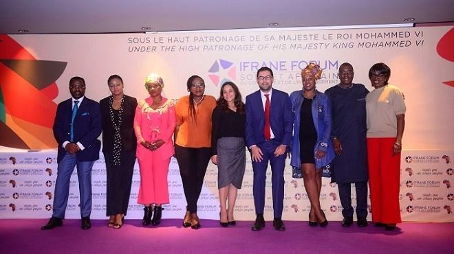 Forum d'Ifrane : Ces jeunes entrepreneurs africains qui réussissent