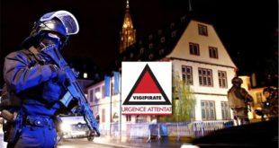 Fusillade à Strasbourg : la France passe en « urgence attentat »