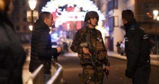 Fusillade à Strasbourg : 3 morts, 8 blessés graves et 5 blessés légers