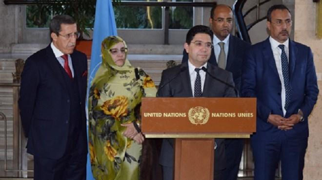 Sahara marocain : 2ème journée de la seconde table ronde de Genève