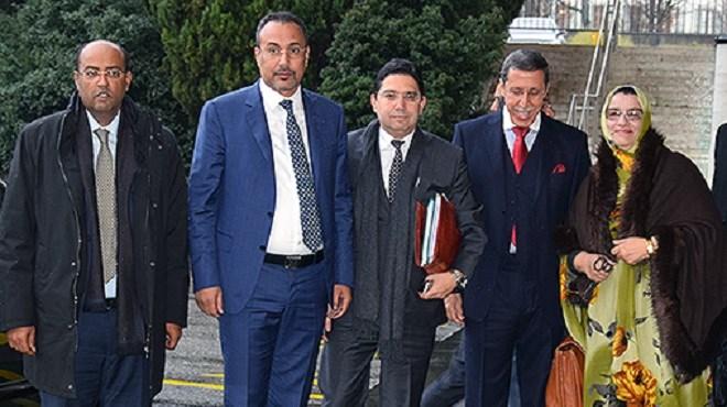 Genève : 2ème journée de la table ronde au sujet du différend régional sur le Sahara marocain
