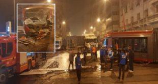 Grave accident de tramway à Casablanca : RATP Dev s'explique
