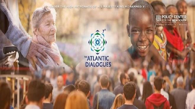 Atlantic Dialogues : L'espace atlantique en quête de restructuration