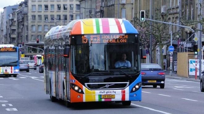 Luxembourg : Les transports publics seront gratuits !
