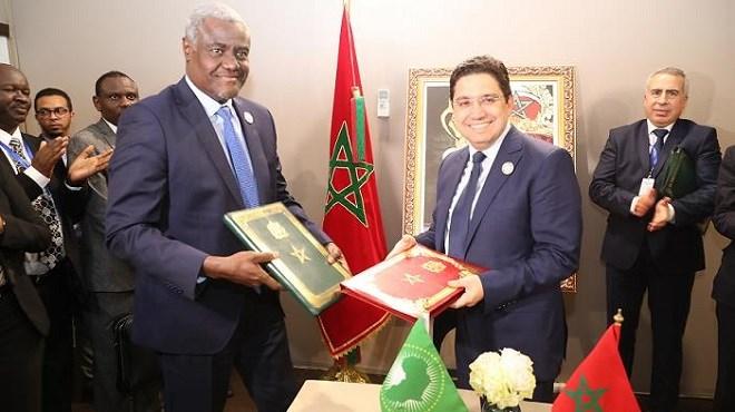 Maroc-UA : L'Observatoire africain des migrations siègera à Rabat