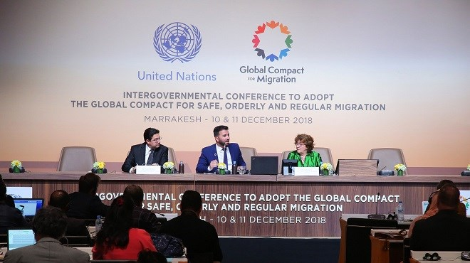 Marrakech : Clôture de la Conférence intergouvernementale sur la migration