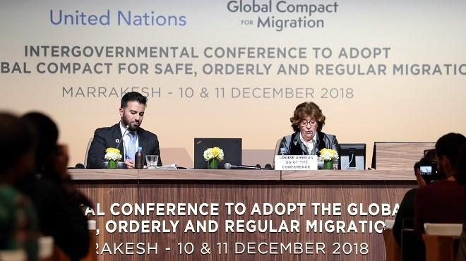 Marrakech : Ouverture de la Conférence intergouvernementale pour l'adoption du Pacte mondial sur les migrations