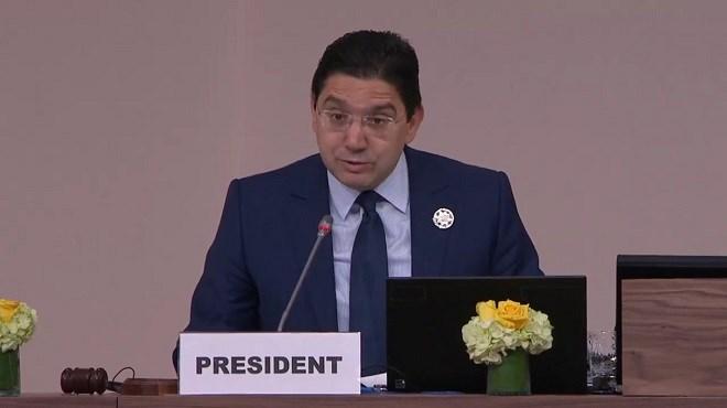 Nasser Bourita : Le Pacte mondial sur les migrations, un acte de souveraineté